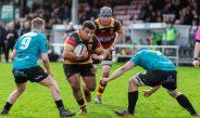 Match Report – Carmarthen Quins RFC 21-40 Merthyr RFC