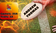 Past Player Profile – Andrew 'Tommo' Thomas