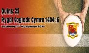 Match Report: Quins 22 – 6 RGC 1404